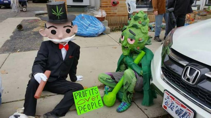 Nuggie and the Marijuana Monopoly Man