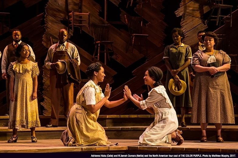 The Musical Adaptation of \'The Color Purple\' Gets to the Core of the ...