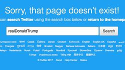 A Rogue Twitter Employee Deleted Donald Trump's Account On Their Last