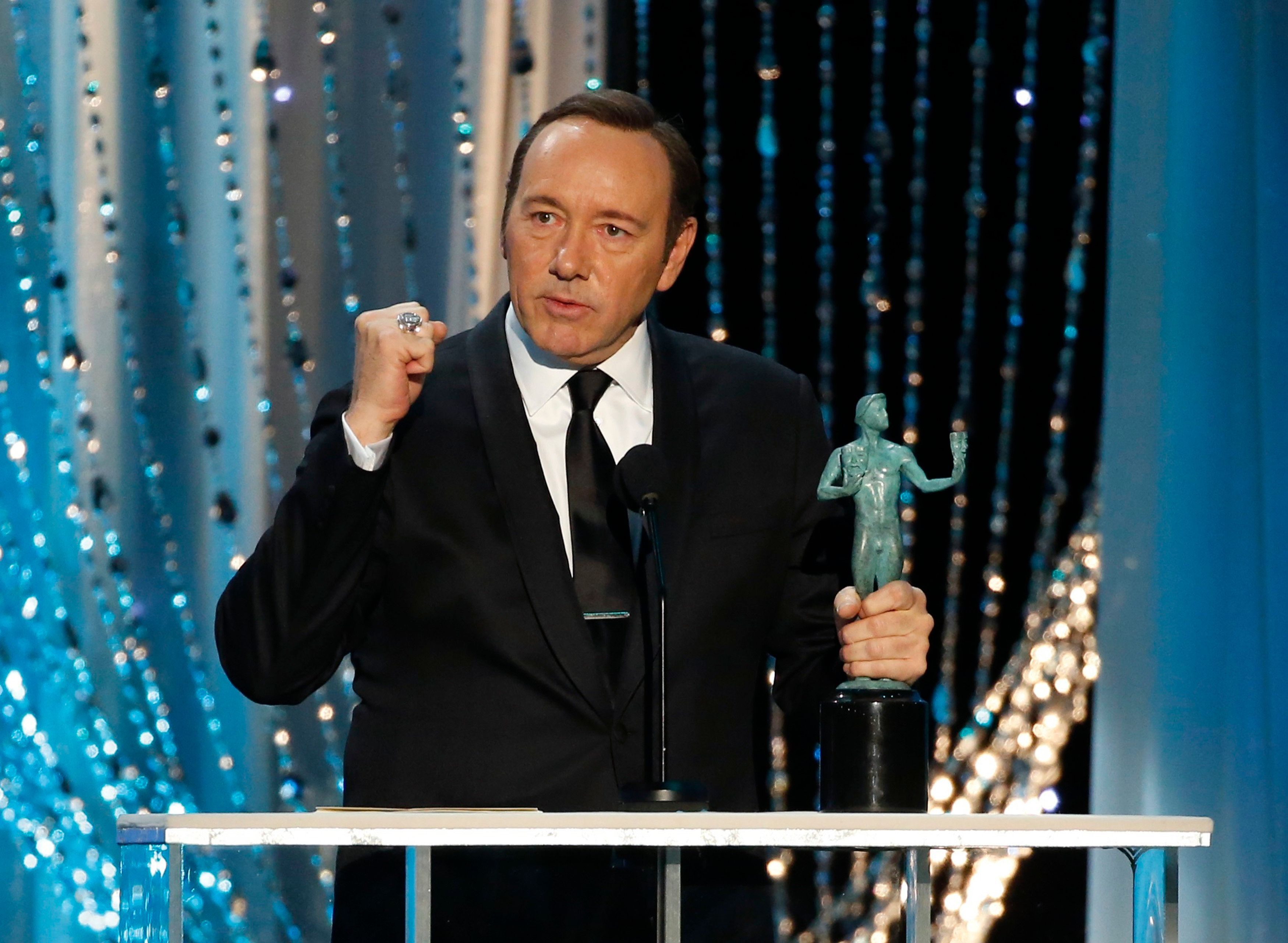 Kevin Spacey Reportedly Dumped By Talent Agency And