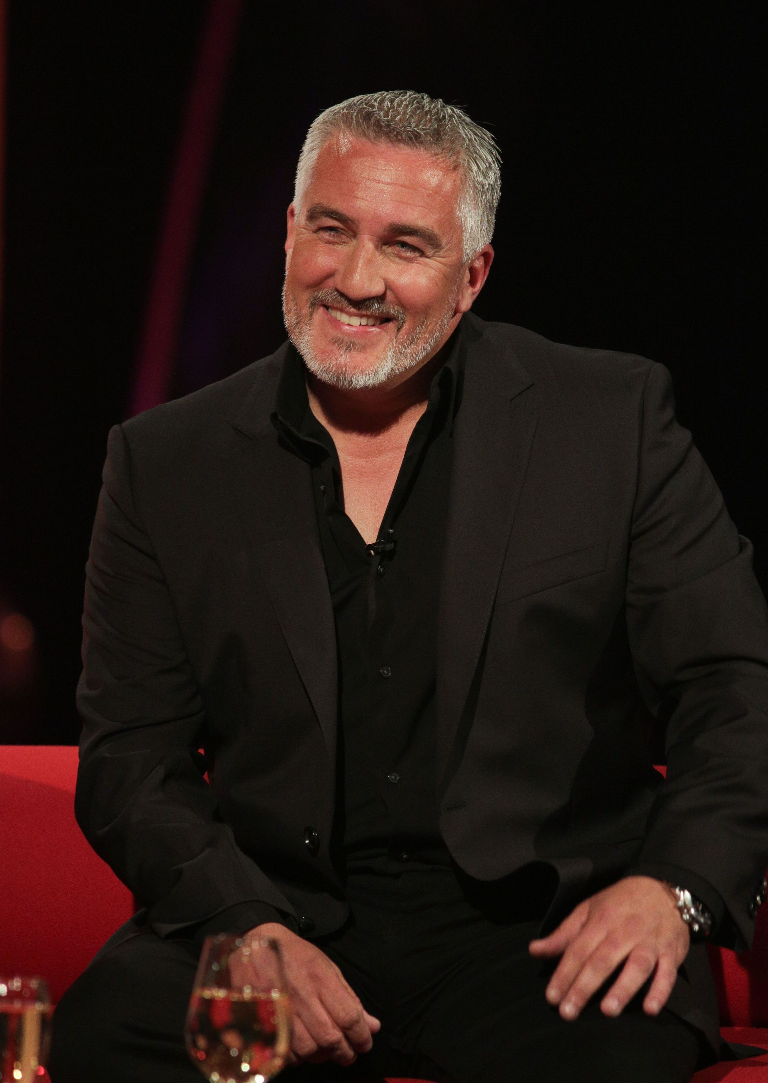 <strong>Paul Hollywood</strong>