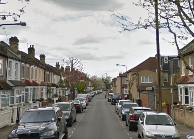 <strong>The attack occurred on Thursday night in Walpole Road, Walthamstow&nbsp;</strong>