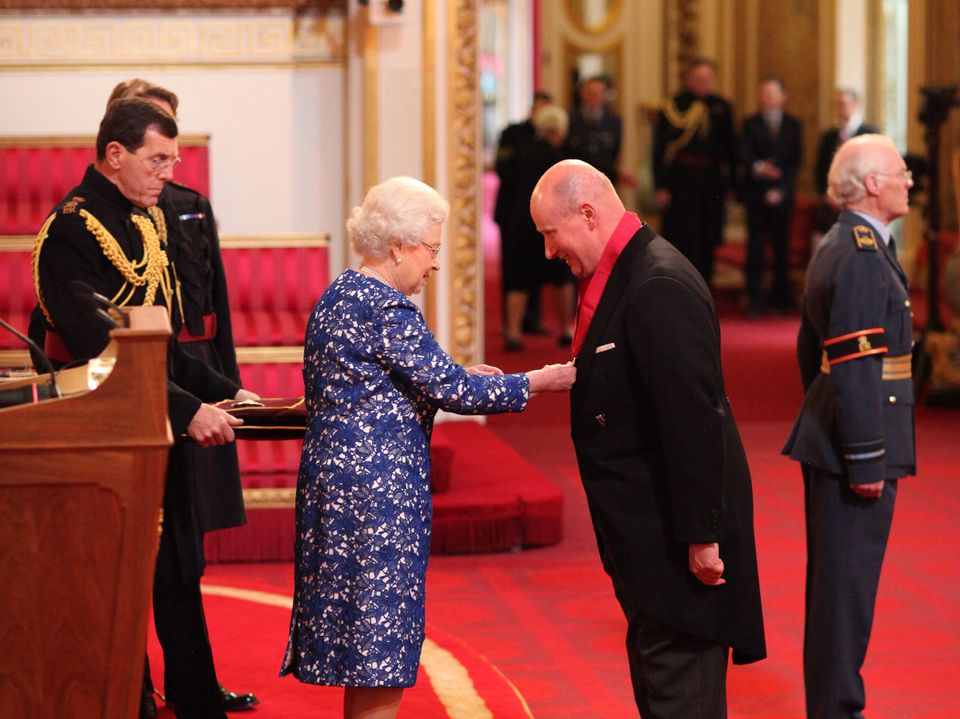 The Rt. Hon. Sir Christopher Geidt was made a Knight Commander of the Order of the Bath in 2014 by his...