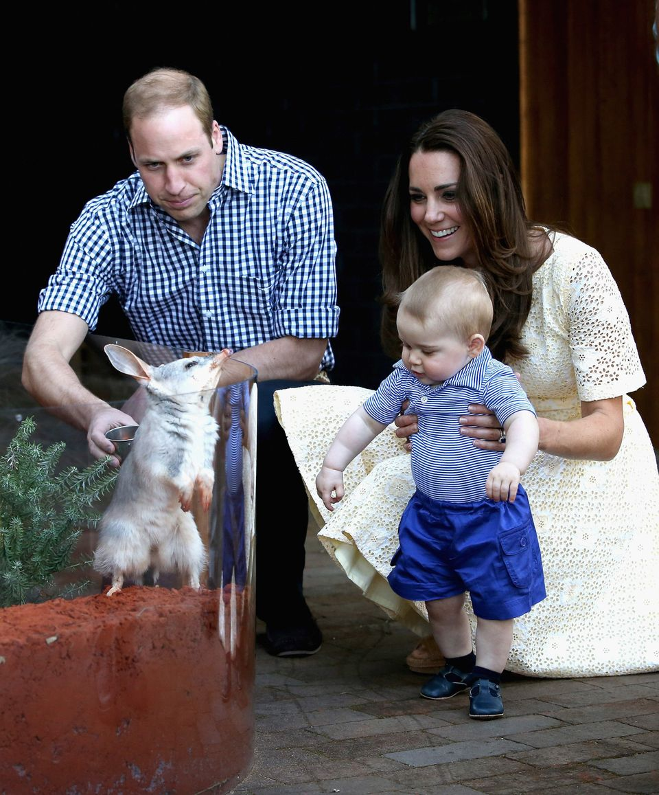 William and Catherine, Duke and Duchess of Cambridge, embarked upon a high-profile visit to Australia...