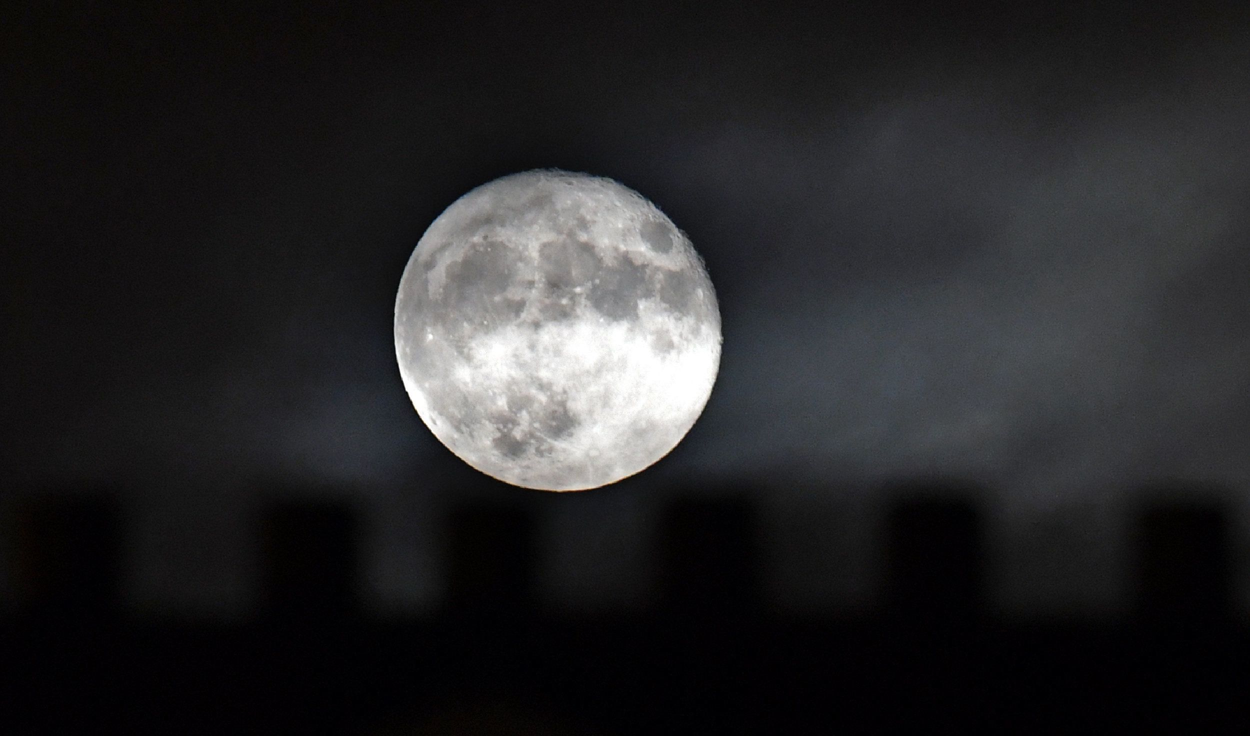 Supermoon 2017: UK To Get A Stunning View Of Beaver Moon This