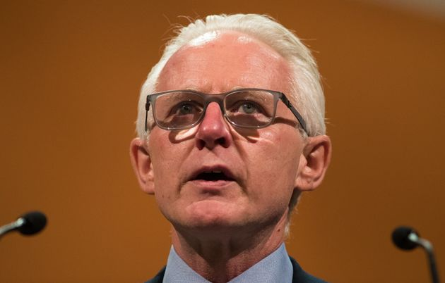 Former Lib Dem health minister Norman