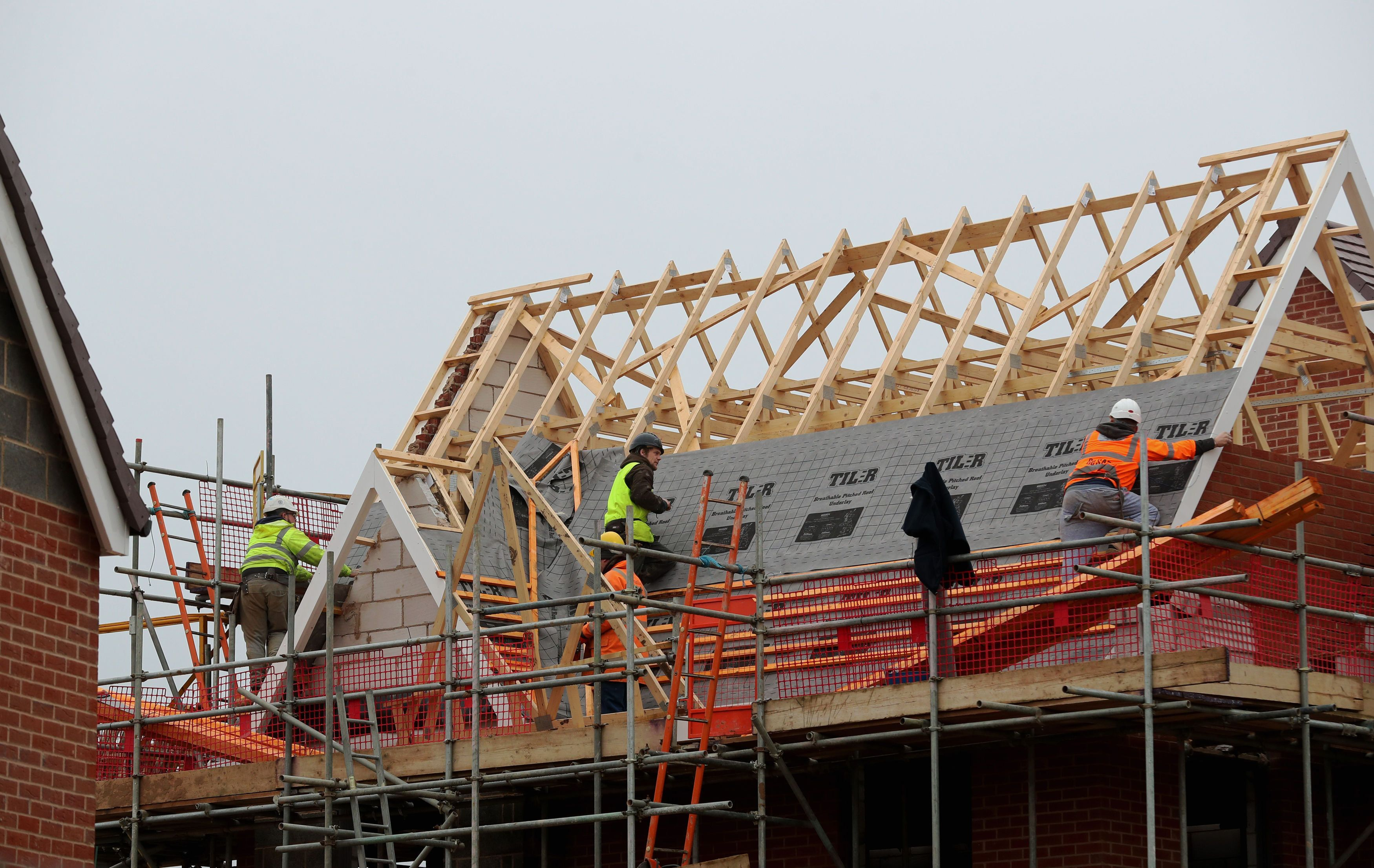 The government says its ambition is for as many people as possible to own their own home.