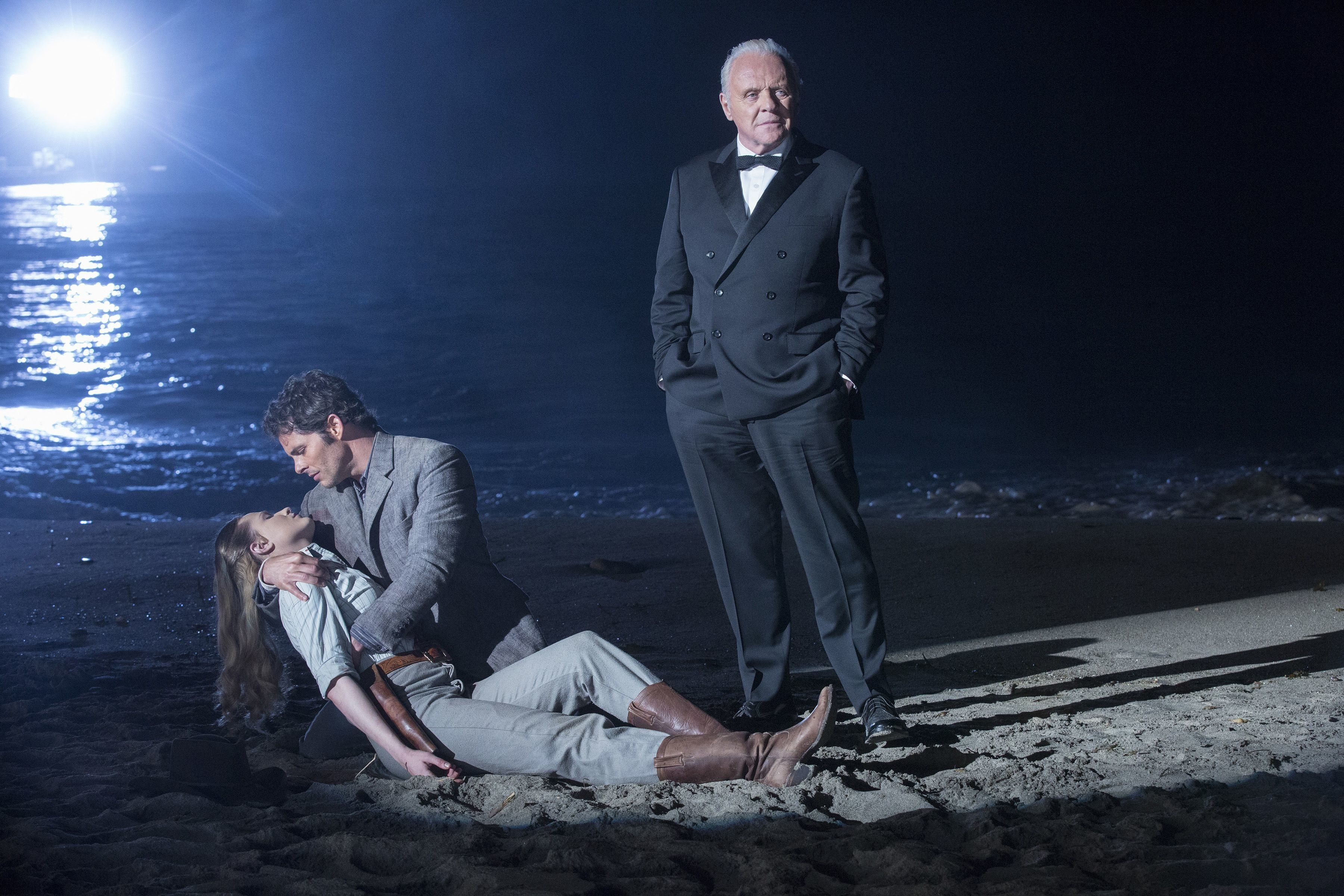 Evan Rachel Wood, James Marsden and Anthony Hopkins are in the main cast, meaning the actor experiencing...