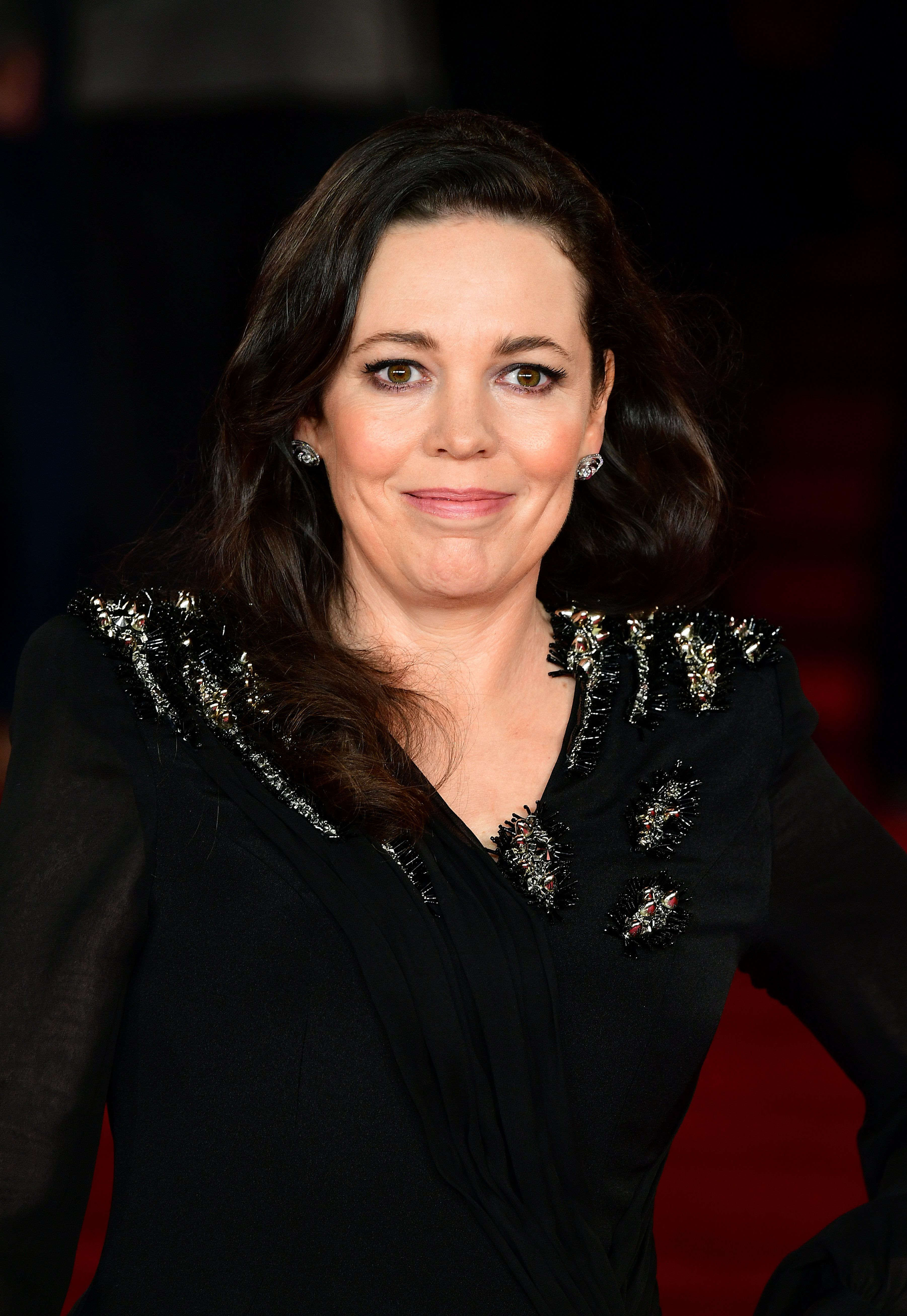 'The Crown': Olivia Colman Admits Being 'Full Of Fear ... Olivia Colman