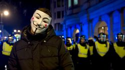 Police Issue Stark Warning To Activists Ahead Of London's Million Mask