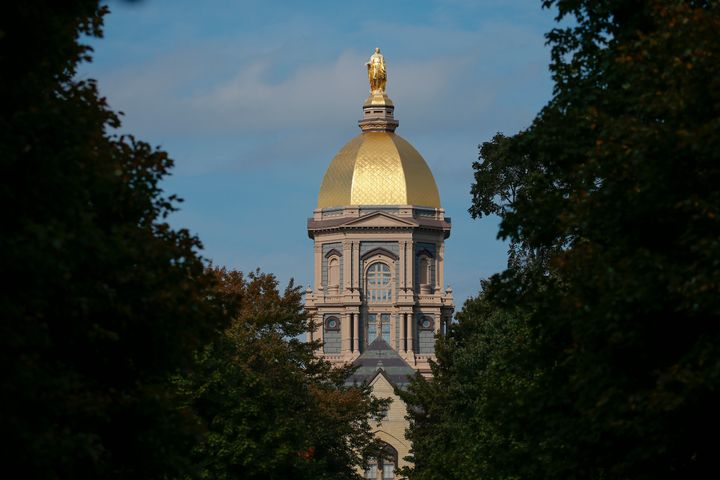 The University of Notre Dame has fought against the contraceptive mandate for years.