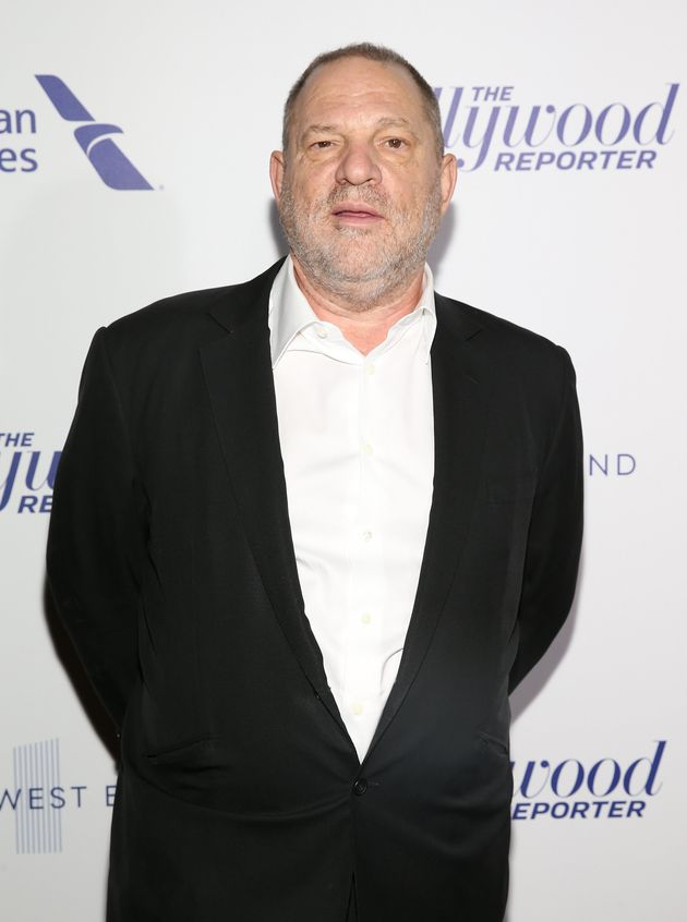 Harvey Weinstein pictured in