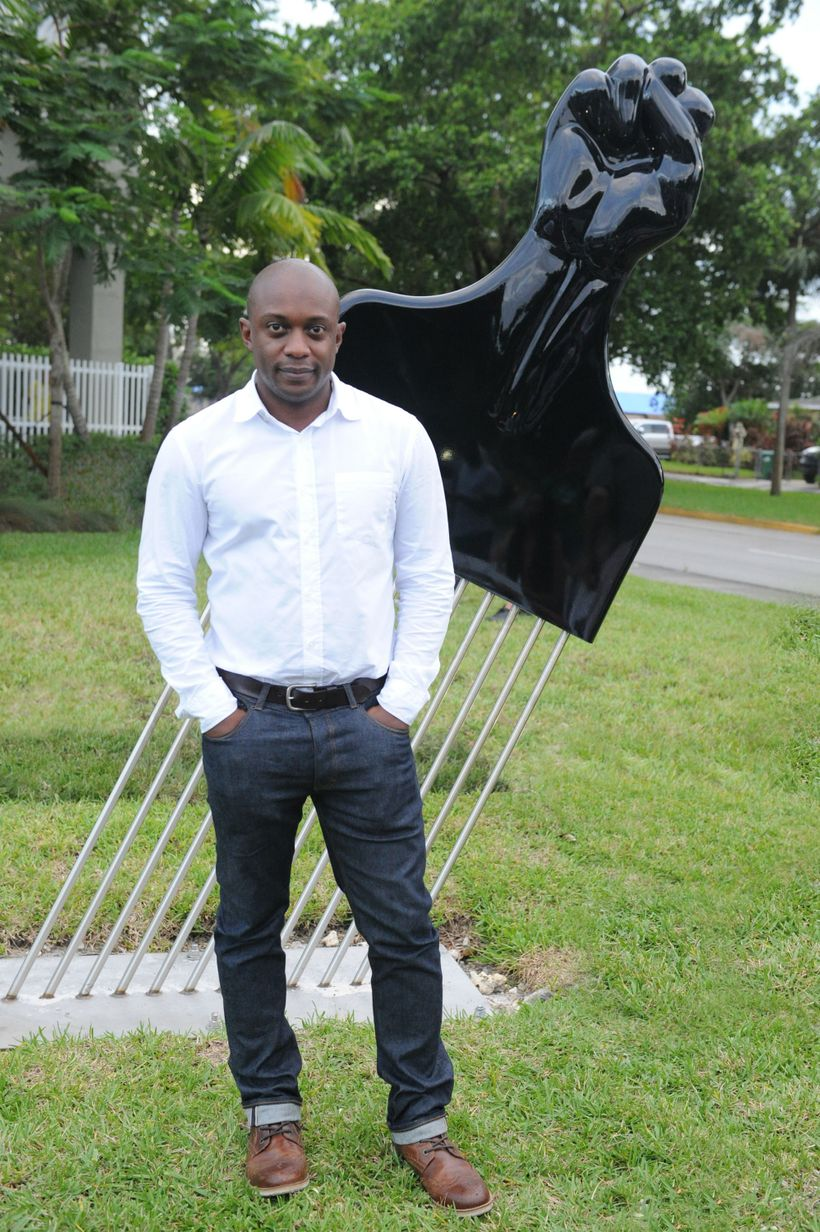 <strong>Hank Willis Thomas, International Acclaimed Artist </strong>