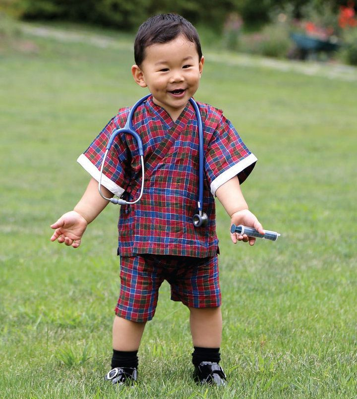 We All Know The Prince Of Bhutan Is Adorable, But How Powerful Is