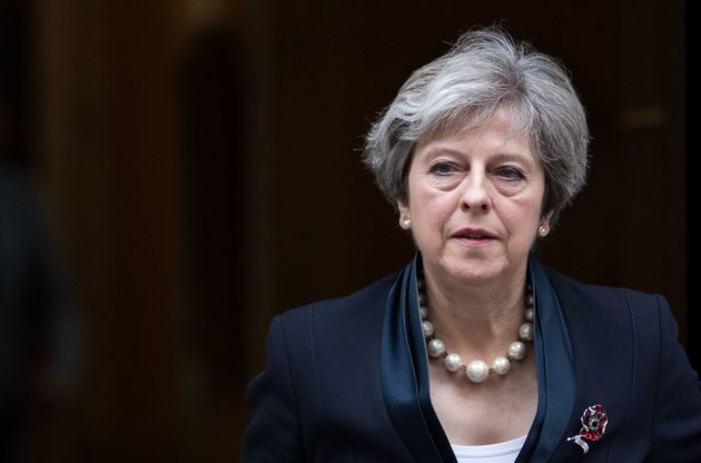 Theresa May Gives Tory MPs New Code Of Conduct To Fight Westminster Sexual