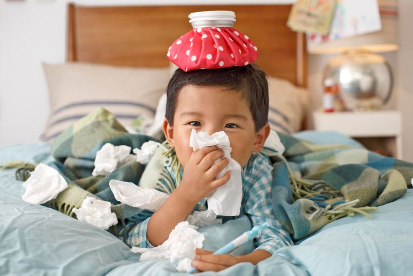 Protect your kids, niece or nephew or just kids around you from the flu.