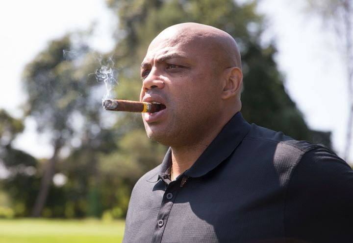 Was Charles Barkley blowing smoke when he said vegetarians don't exist?