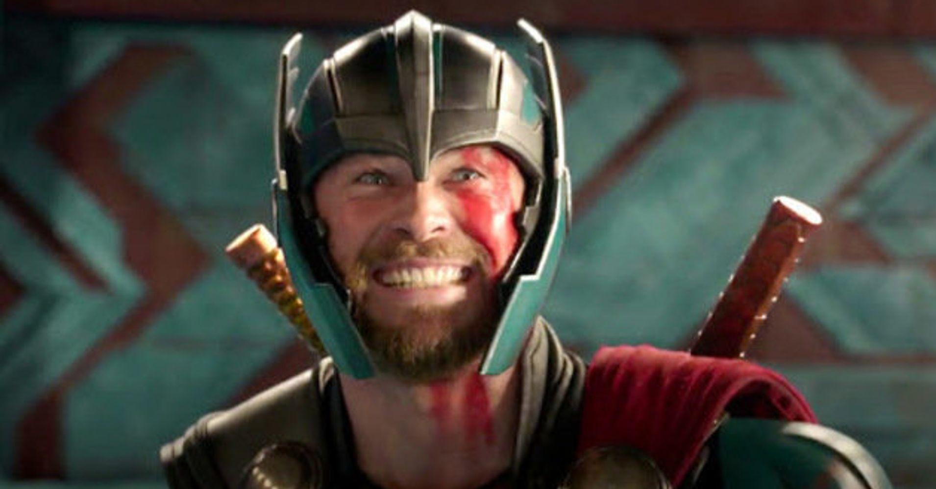 Here S How Thor Ragnarok Got That Secret Cameo Huffpost
