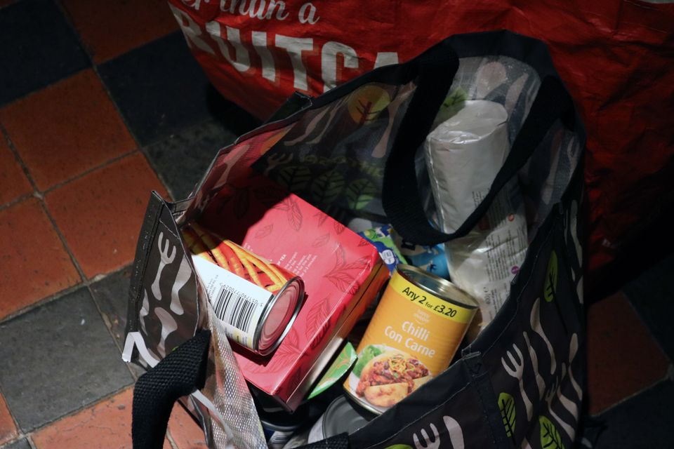 Universal Credit has led to a surge in the numbers of people needing multiple food parcels from charity,...