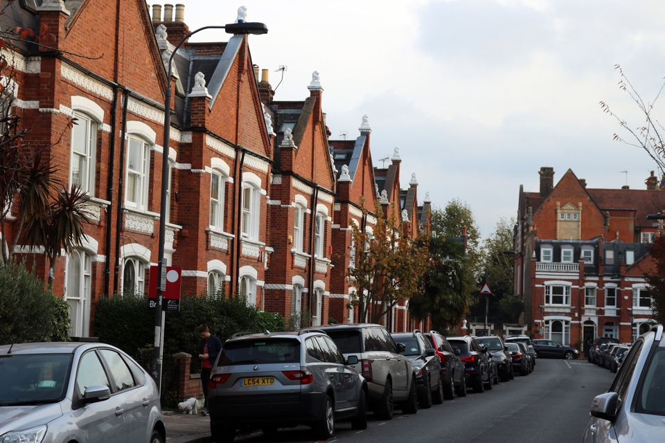 The Hammersmith and Fulham foodbank near Parsons Green sits between multi-million pound homes and besides...