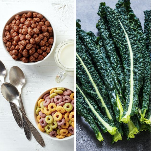 How Your Body Knows The Difference Between 100 Calories Of Kale vs. Junk