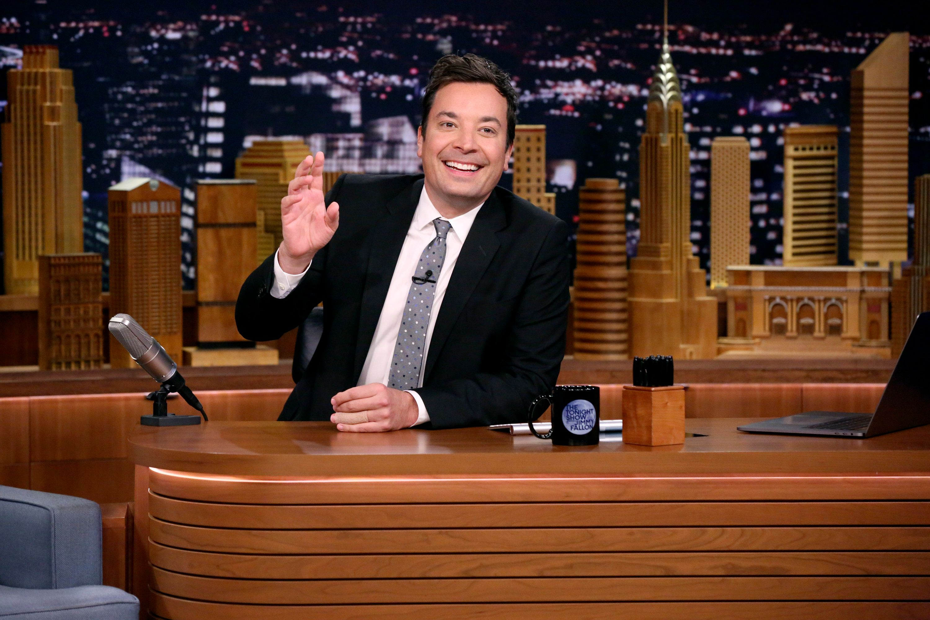 Jimmy Fallon's mother Gloria dies in NY hospital