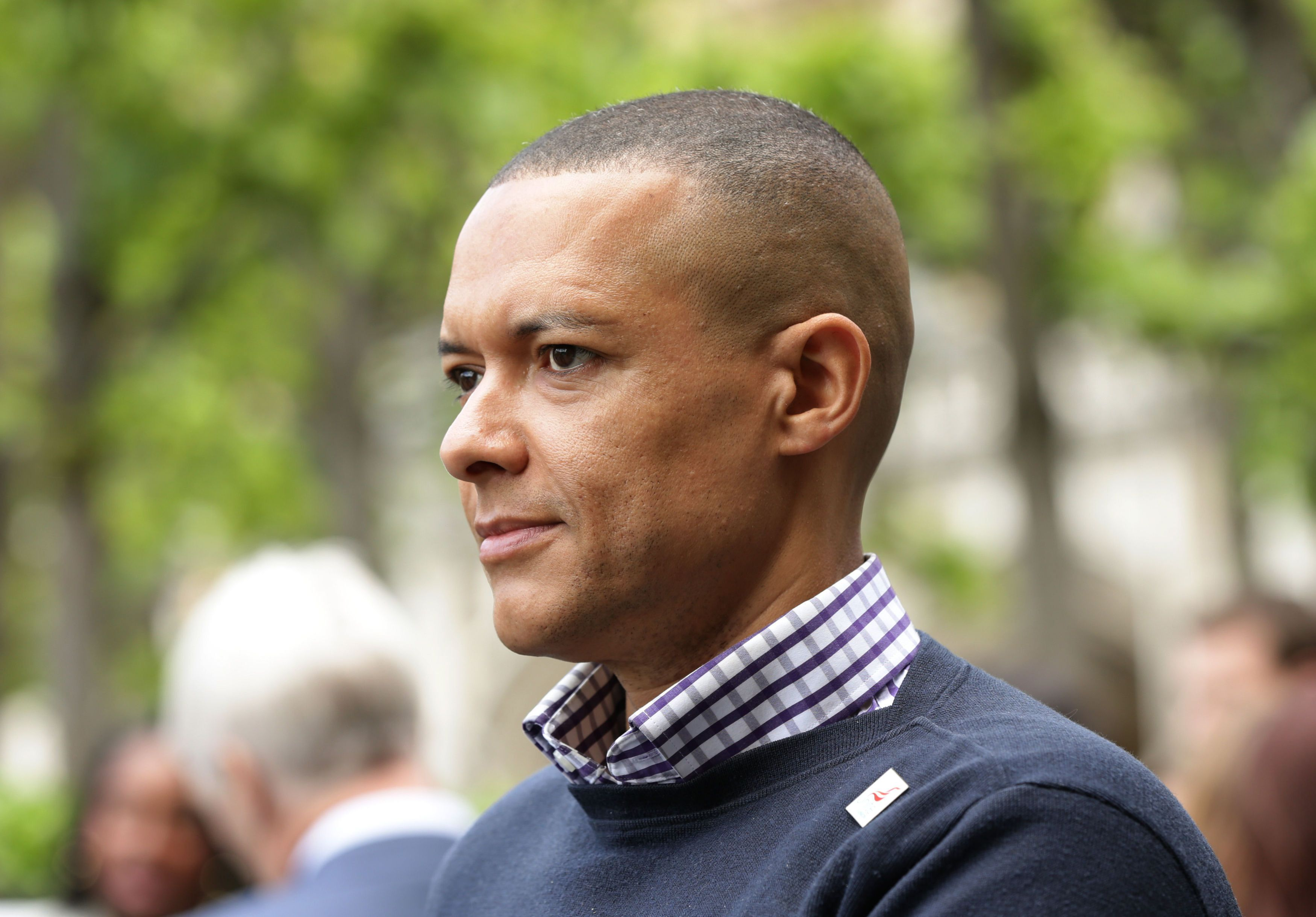 <strong>Labour's Clive Lewis.</strong>
