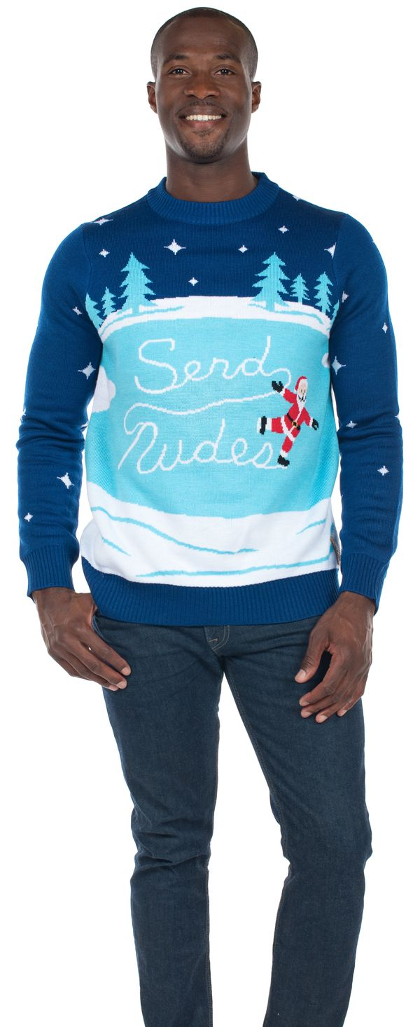 "<a href=""https://www.tipsyelves.com/mens-send-nudes-christmas-sweaters"" target=""_blank"">This probably seemed a lot funnier</a"