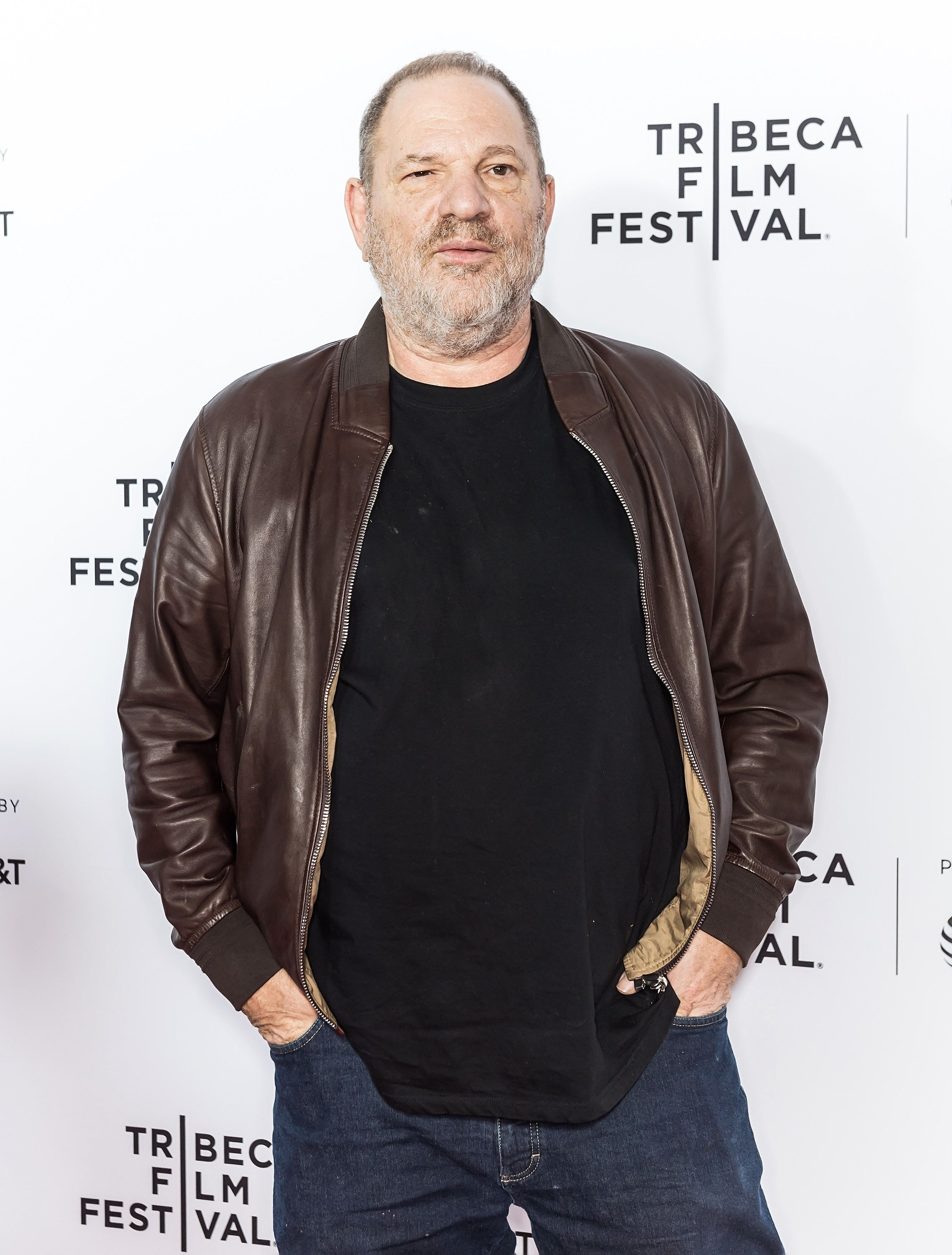 NEW YORK, NY - APRIL 28:  Film Producer Harvey Weinstein attends 'Reservoir Dogs' 25th Anniversary Screening during 2017 Tribeca Film Festival at The Beacon Theatre on April 28, 2017 in New York City.  (Photo by Gilbert Carrasquillo/FilmMagic)