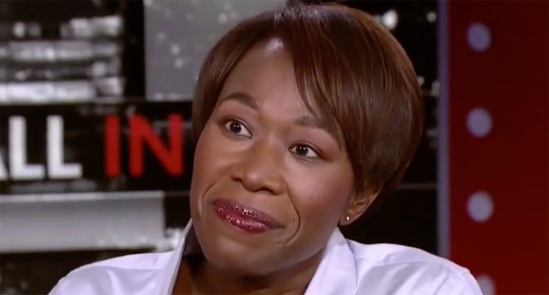 Joy Reid  thinks Republicans are on another planet
