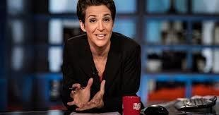 Rachel Maddow is worried about whos going to be heading the Justice Department