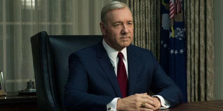 Netflix has already confirmed Kevin Spacey will not continue on 'House Of Cards'