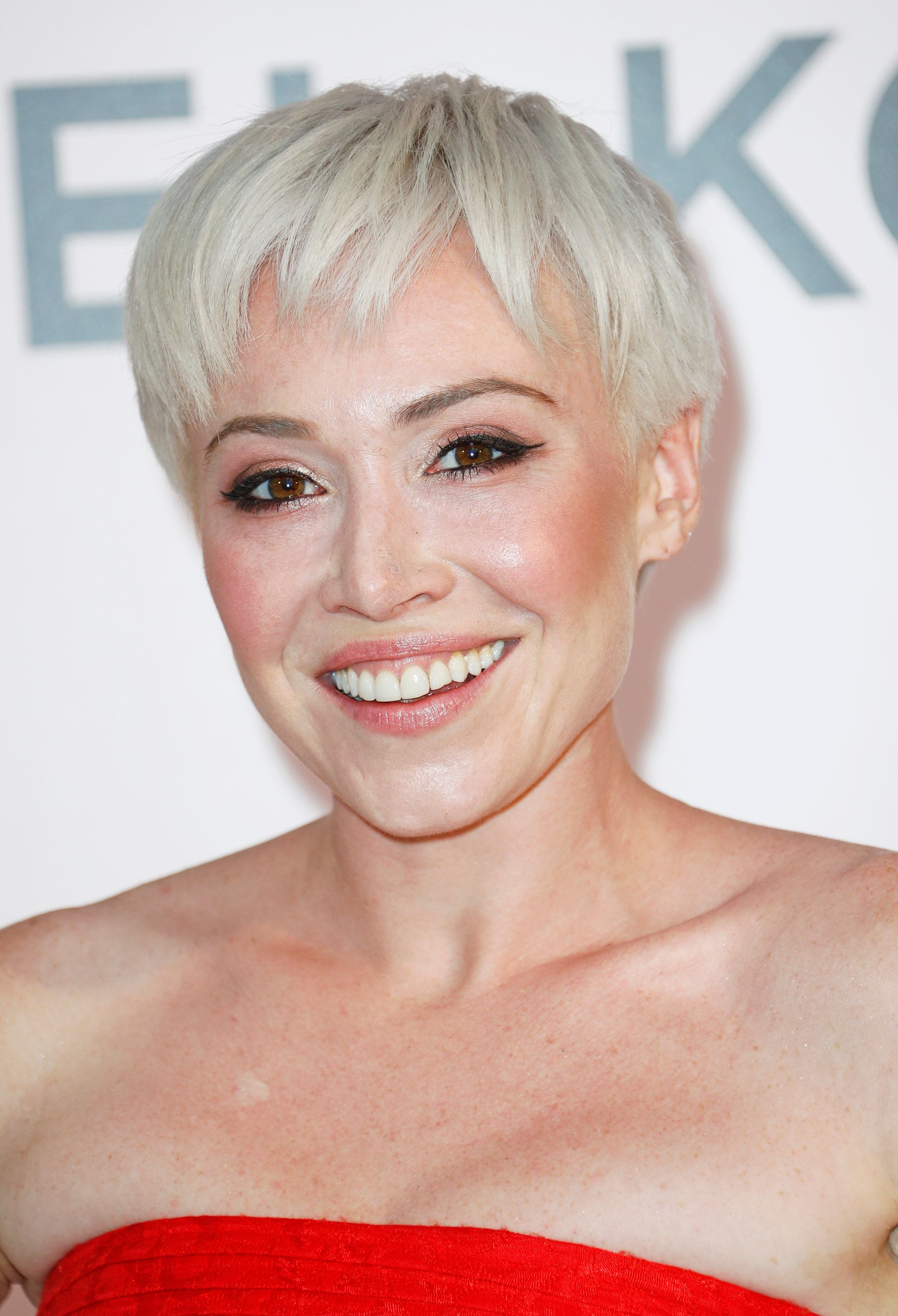 <strong>Actress Daisy Lewis has hit out at Tatler over an article which suggested she was 'fun in bed'</strong>