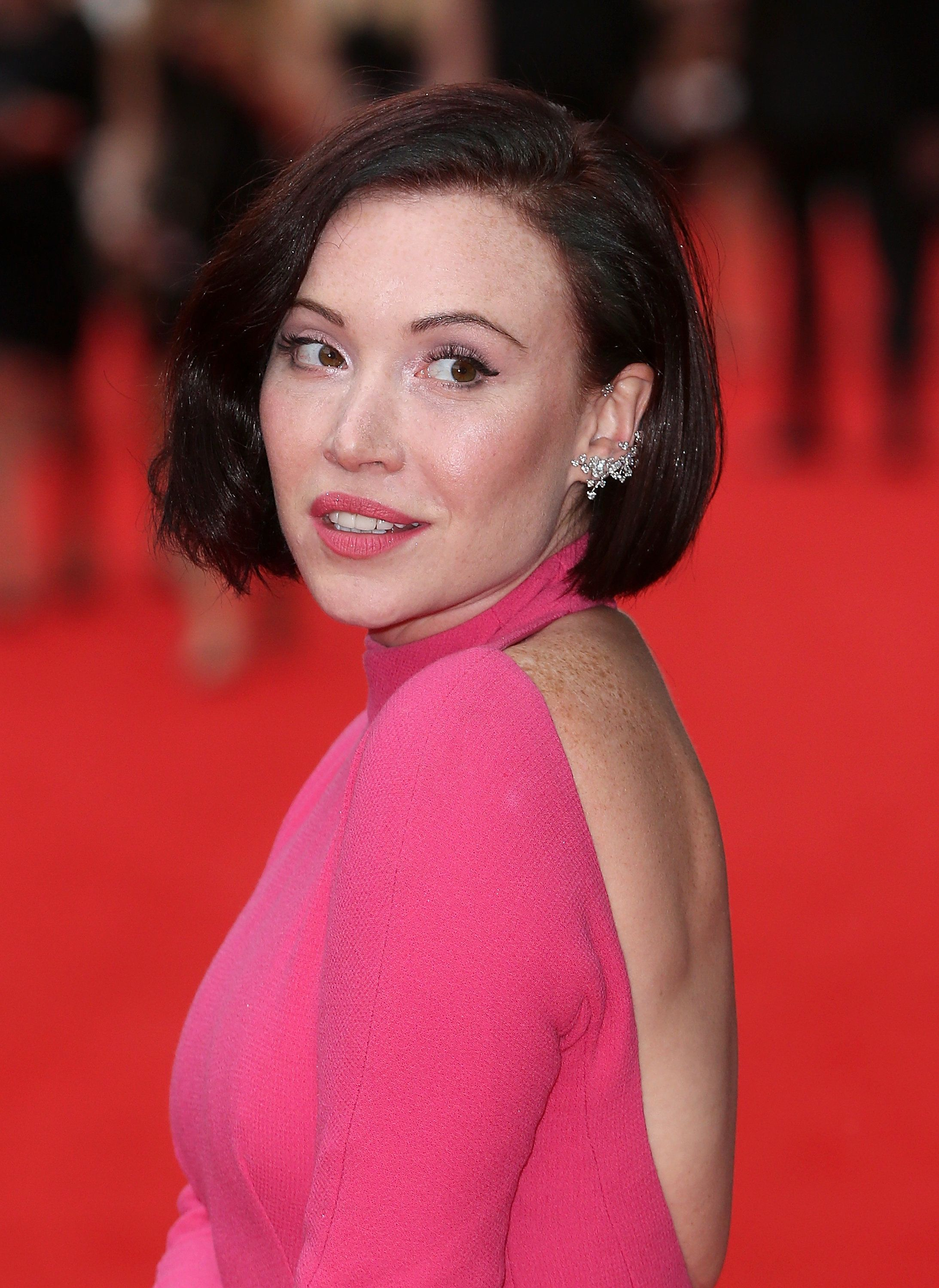 <strong>The film and TV star said she was 'shocked' by the feature&nbsp;</strong>