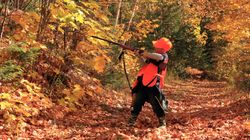 This U.S. Legislation Would Let Toddlers Hunt With