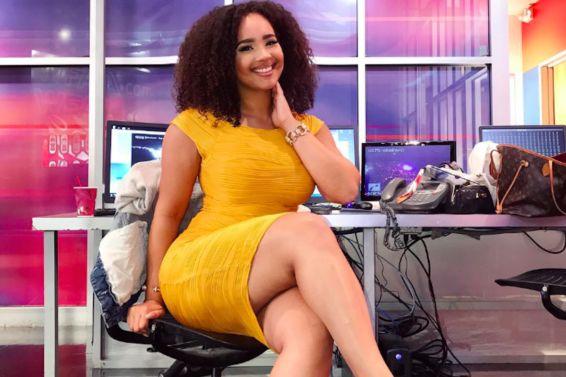 Demetria Obilor, Traffic Ensemble Anchor for Channel 8, WFAA-TV in Dallas, TX.