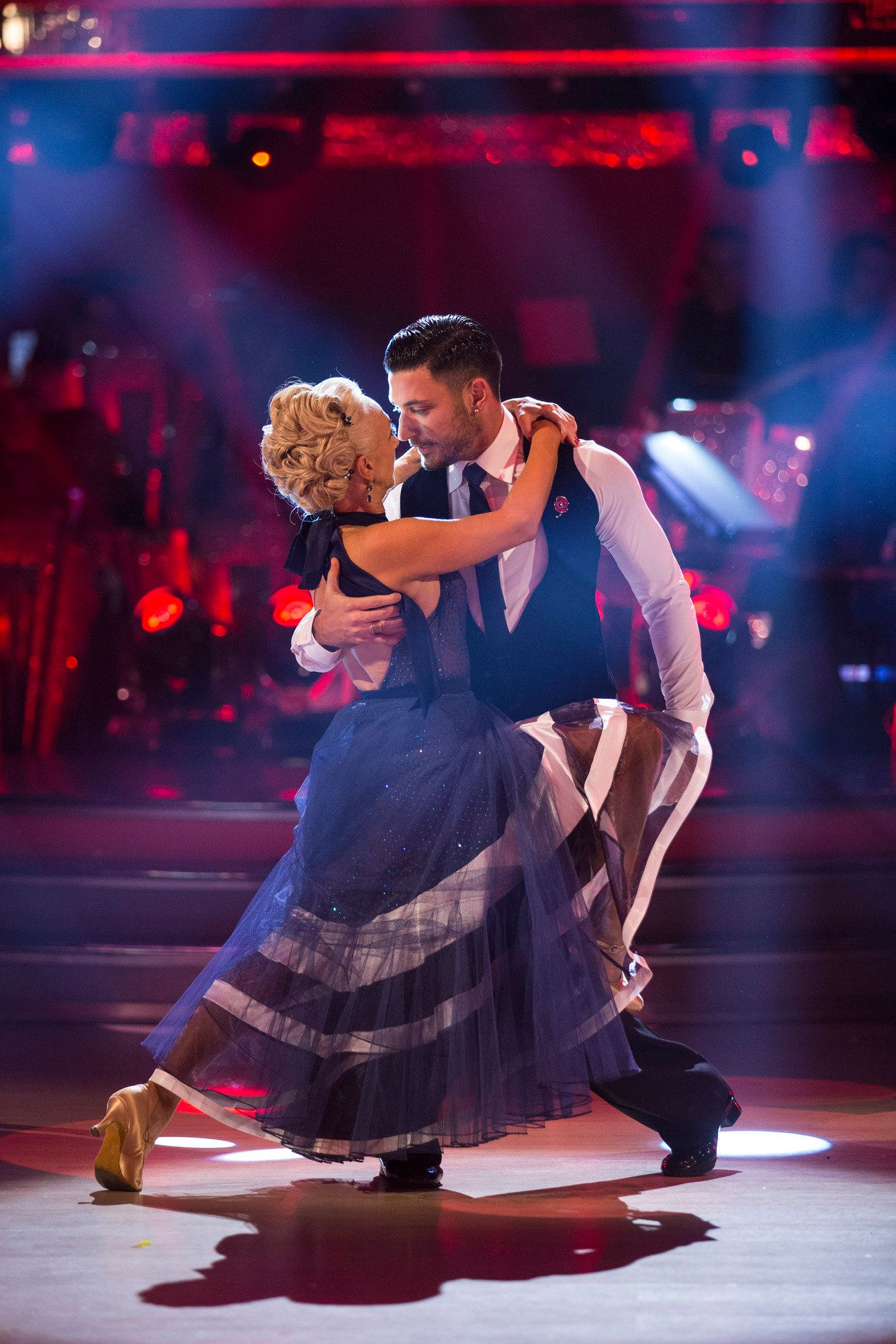 Debbie McGee Makes 'Strictly Come Dancing' History With Exceptional Tango