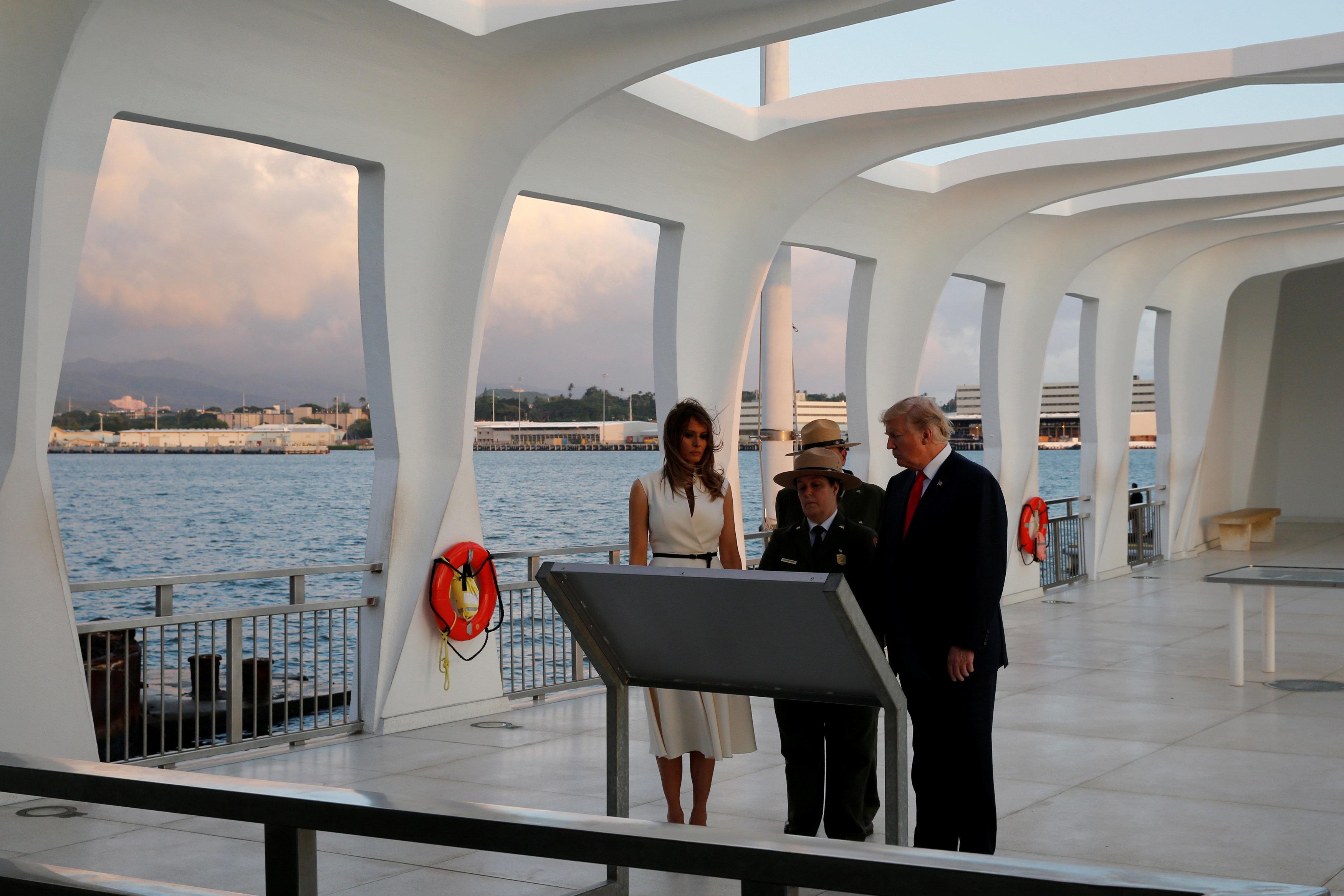 Hawaii Trolls Donald Trump With 'Welcome To Kenya'