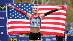 Shalane Flanagan Becomes First U.S. Woman To Win NYC Marathon In 40