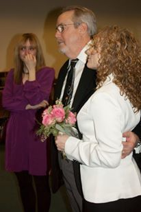 Linda and Kevin's 2nd marriage ceremony