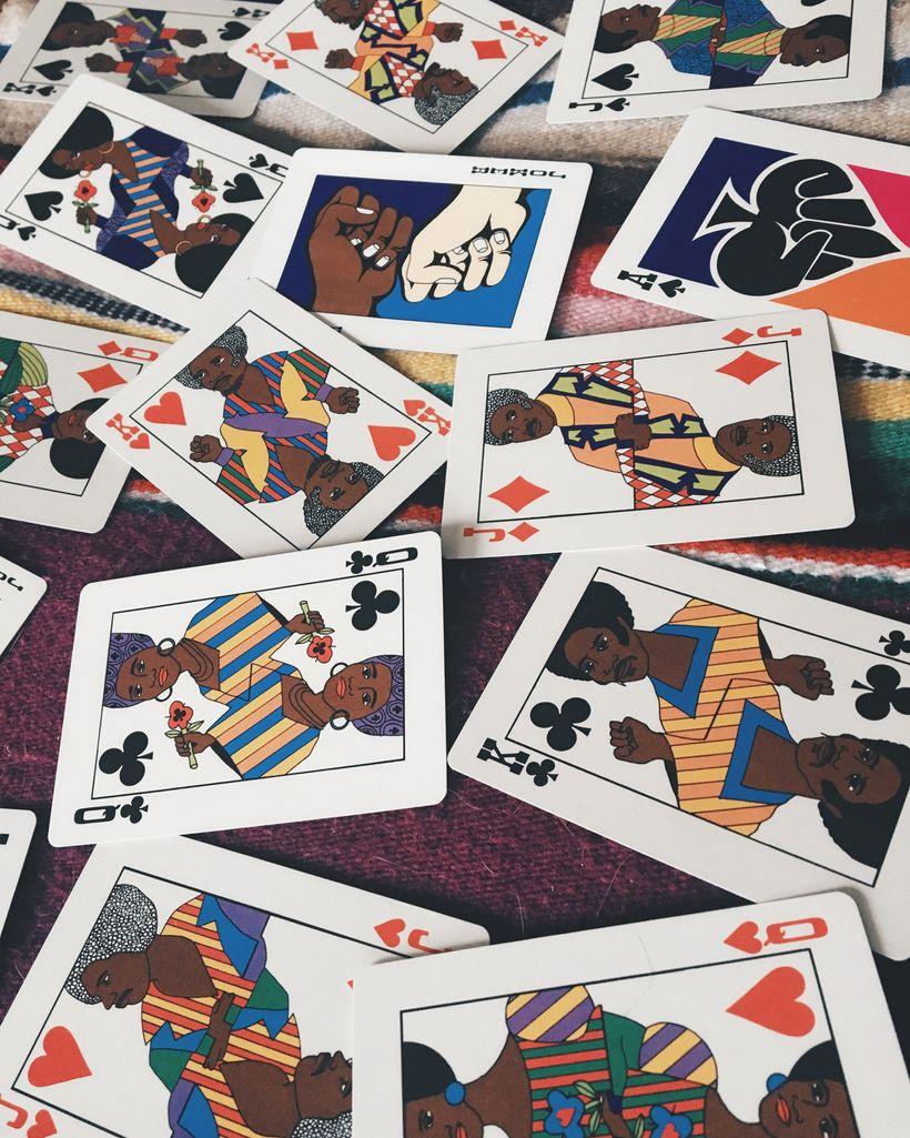 Soul Cards.