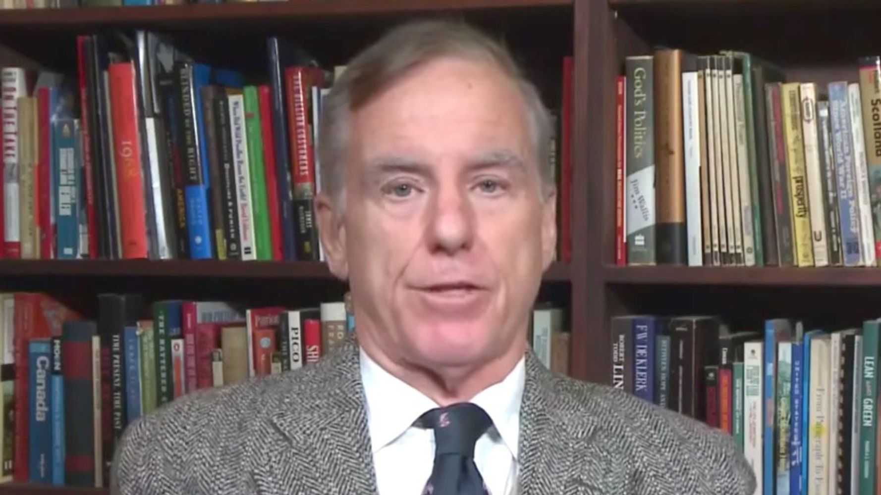 Howard Dean Explains Why Most Politicians In The GOP 'Are No Longer Americans'