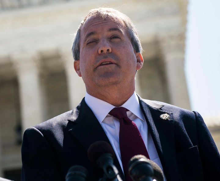In the wake of a deadly massacre, Texas Attorney General Ken Paxton is calling for more armed security in churches and f