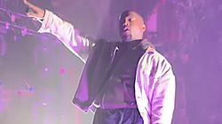 Surprise! Kanye West Performs Live For First Time In Nearly A