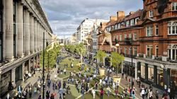 London's Most Famous Shopping Street Could Be Turned Into A Green