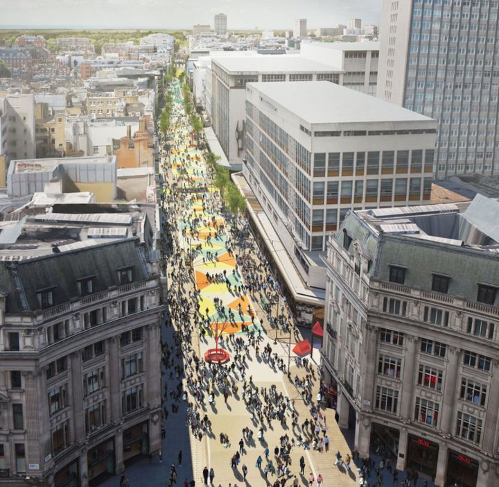 It is hoped the plans will coincide with the opening of the Elizabeth Line