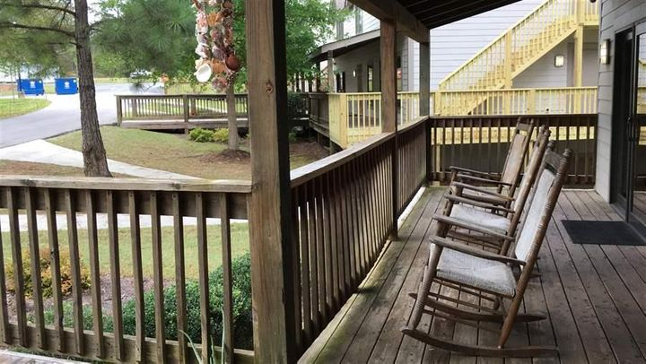 A cottage at Bradford Health Services in Warrior, Alabama.