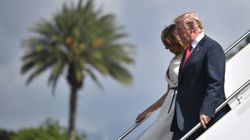 Etiquette Experts Weigh In On Trump And Melania's Awkward