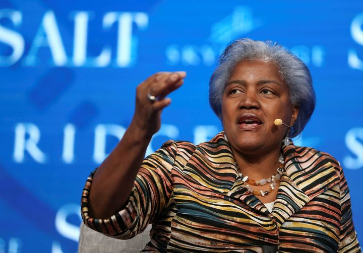Donna Brazile was the interim chair of the Democratic National Committee during part of Hillary Clinton's run for p