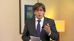 Ousted Catalan Leader Hands Himself In To